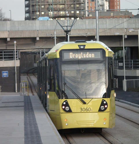 Meet Vincent Kompany, Metrolink's latest substitution