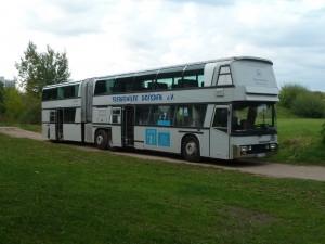 Neoplan Jumbocruiser - 170 seats