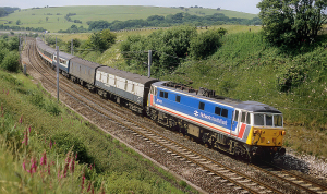86401 in the famed NSE colours, 1988.