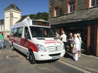 Tavistock Country Bus