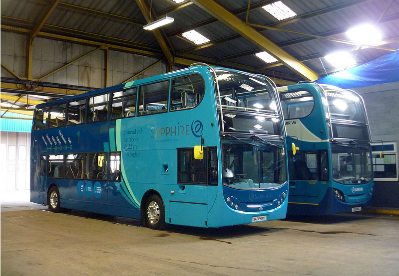 Sapphire: Arriva adds a touch of sparkle