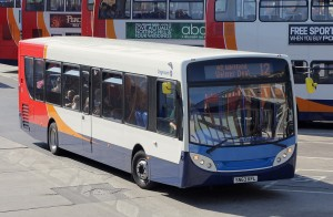 Stagecoach Enviro SN63 KFL. Image credit: 66251 on Flickr.