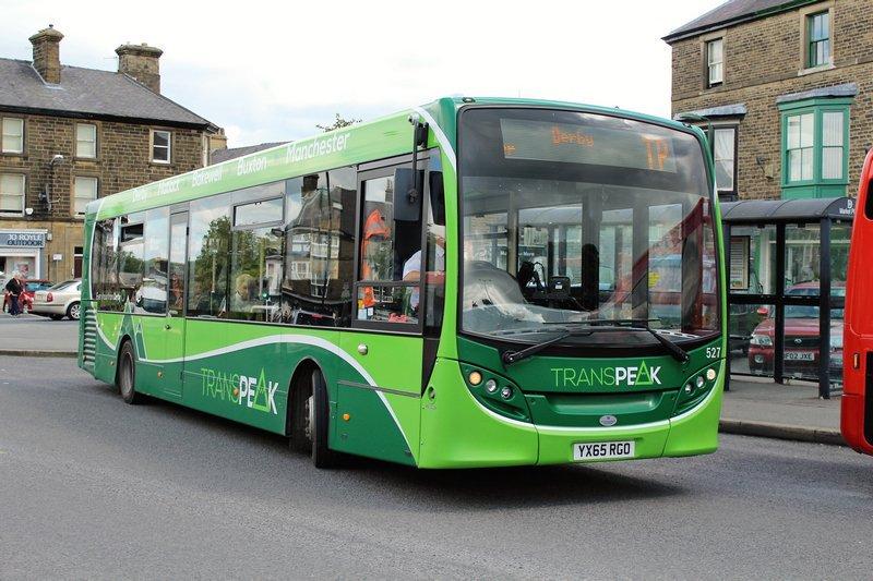 #AYearOfBuses 362: Transpeak Derby – Buxton