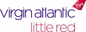 Little Red's new logo. Copyright, Virgin Atlantic.
