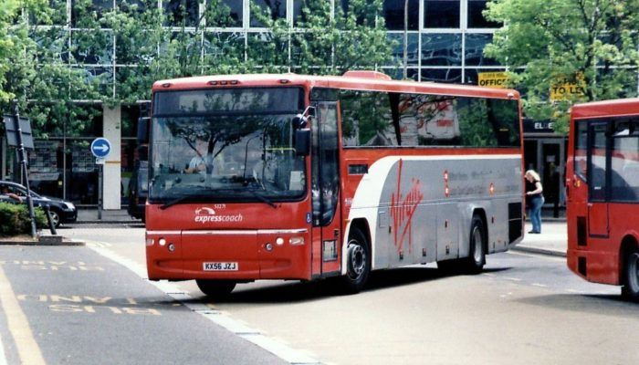 Stagecoach VT99