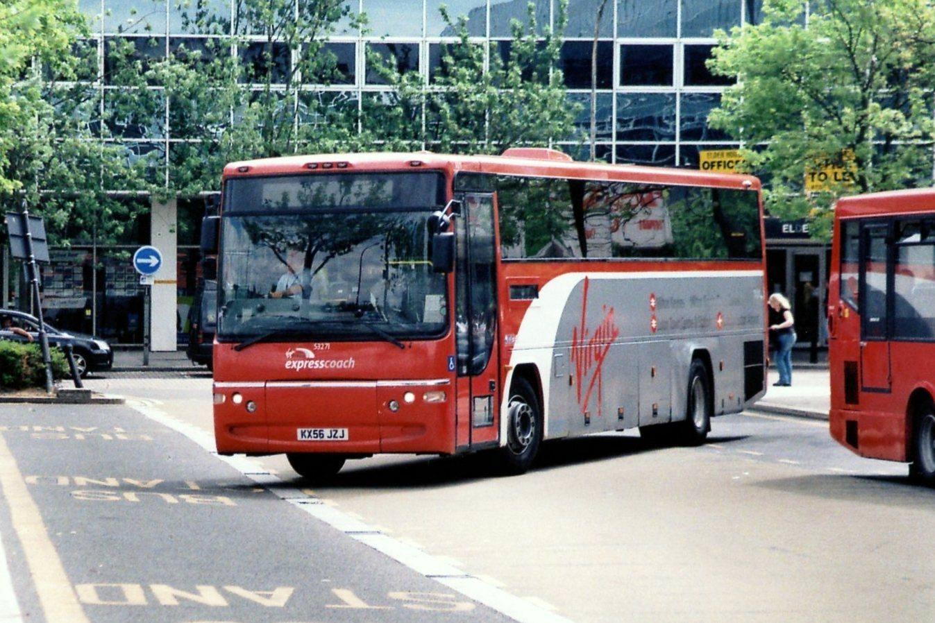 #AYearOfBuses 299: VT99 Milton Keynes – Luton Airport