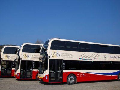 Borders Buses X62