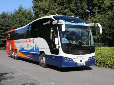 Stagecoach Glasgow X77