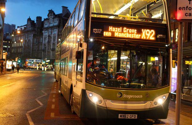 #AYearOfBuses 92: Hazel Grove – Manchester